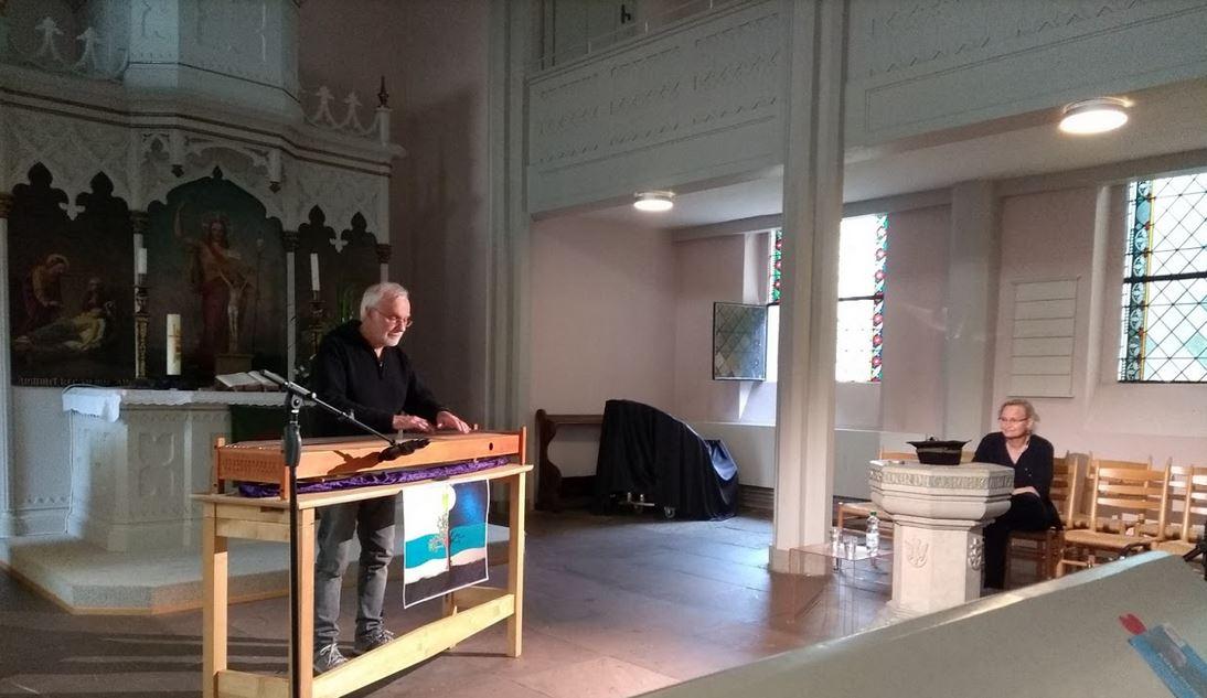 Klaus Dörre erzählt mit Monochord