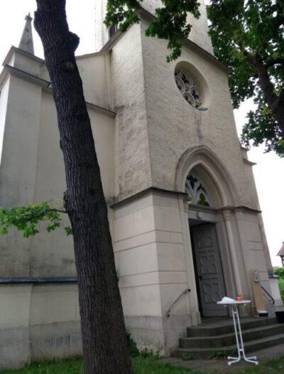 Die Kirche St. Jürgen in Ölper